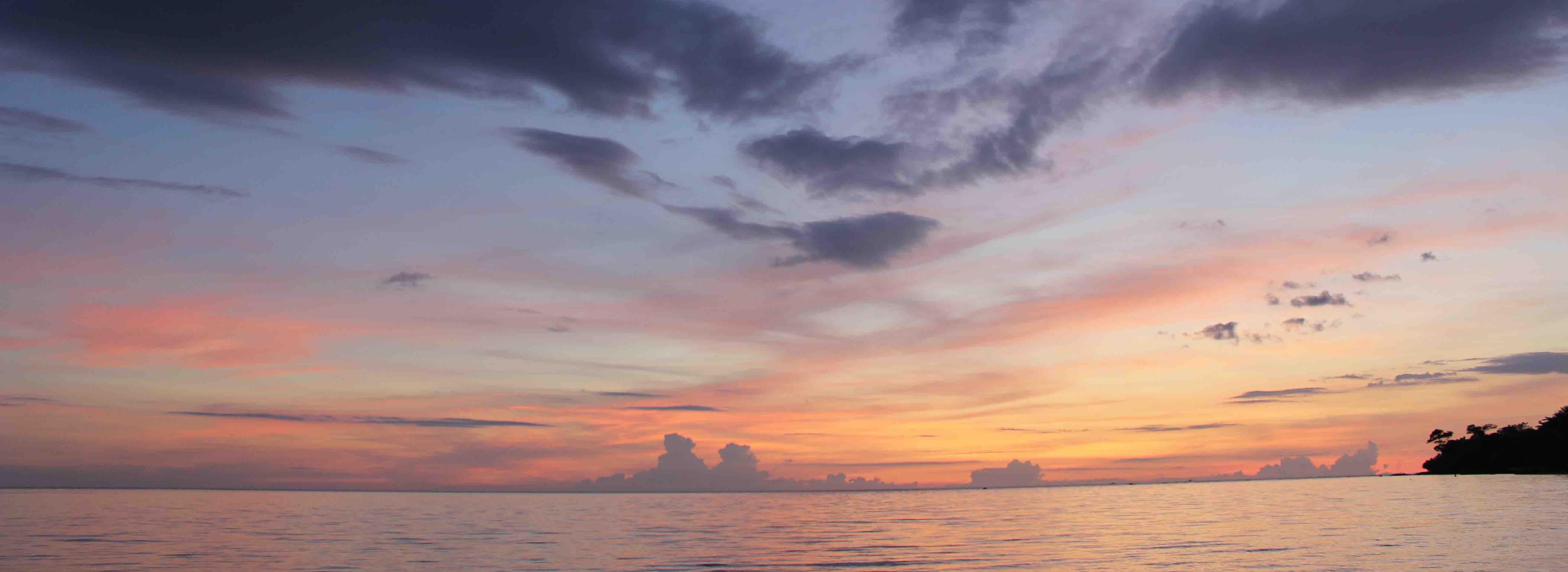 North Pandan Island, Philippines